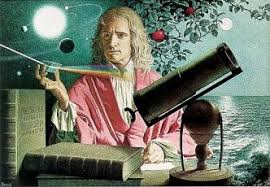 Isaac Newton never gave up