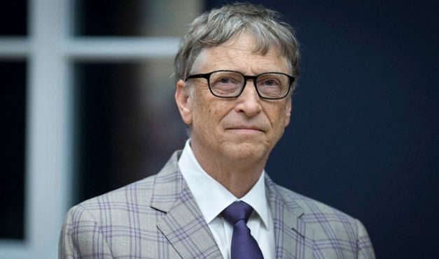 Bill Gates never gave up