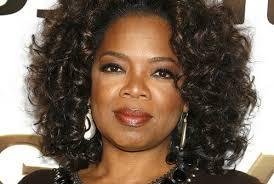 Oprah Never Gave Up